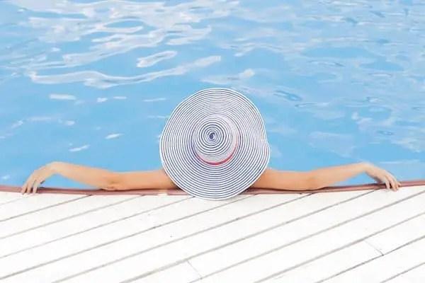 Relaxing At Pool Printable Coupon