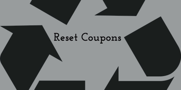 Reset Coupon Logo