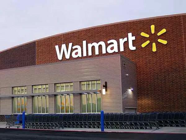 Walmart Store Pic