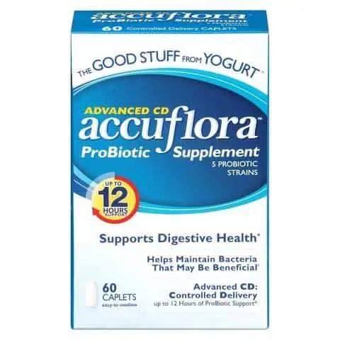 Accuflora Probiotic Printable Coupon