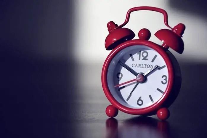 Alarm Clock Ending Soon Image
