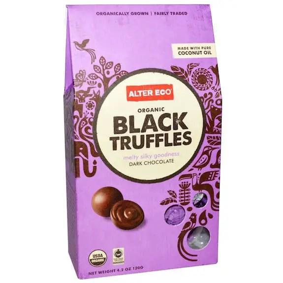 Alter Eco Organic Chocolate Truffle Printable Coupon