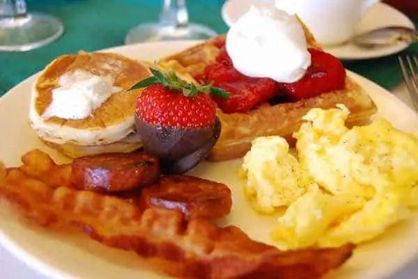 Breakfast Food Image