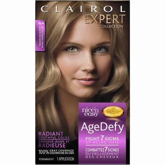 Clairol Age Defy Hair Color Product Printable Coupon