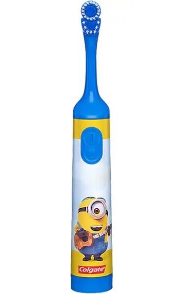 Colgate Kids' Battery Powered Toothbrush Printable Coupon