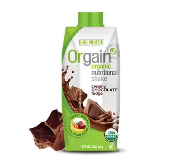 Orgain Organic Protein Nutritional Shake Printable Coupon
