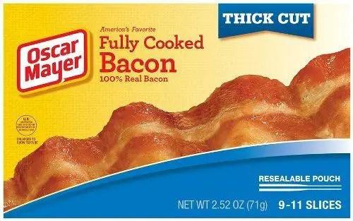 Oscar Mayer Fully Cooked Bacon Printable Coupon