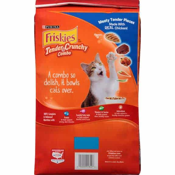 Purina Friskies Tender & Crunchy Combo Bag Printable Coupon