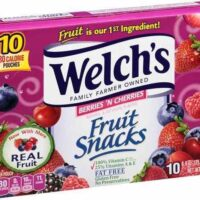 Welch's Fruit Snacks On Sale, Only $1.49 at Target!