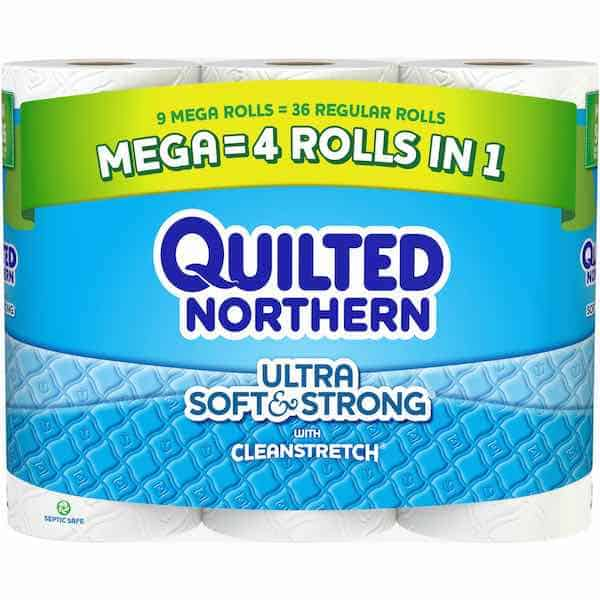 Quilted Northern Bath Tissue Printable Coupon