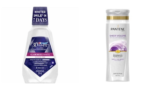 Crest & Pantene Products Printable Coupon