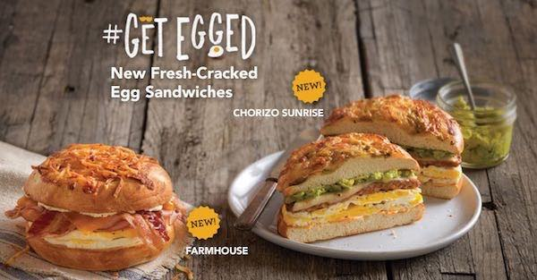 FREE Egg Sandwich Printable Coupon