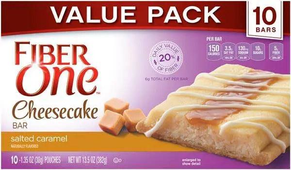 Fiber One Cheesecake Bars Printable Coupon