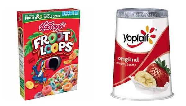 Froot Loops & Yoplait Yogurt Printable Coupon