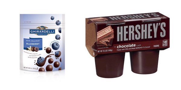 Ghirardelli And Hershey's Printable Coupon