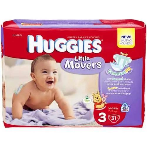 Huggies Diapers Jumbo Packs Printable Coupon