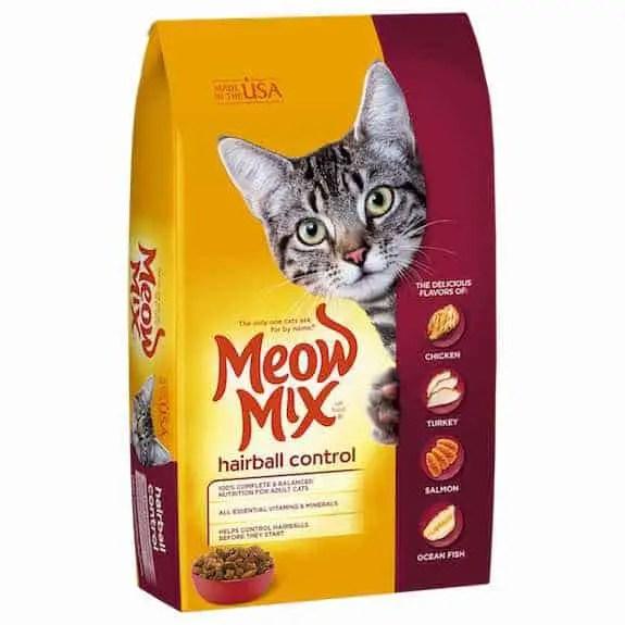 Meow Mix Bistro Recipes Cat Food Printable Coupon