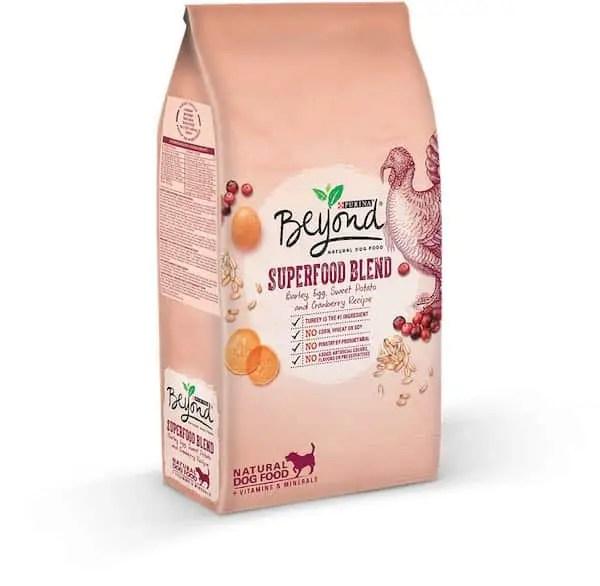 Purina Beyond Superfood Blend Dog Food Printable Coupon