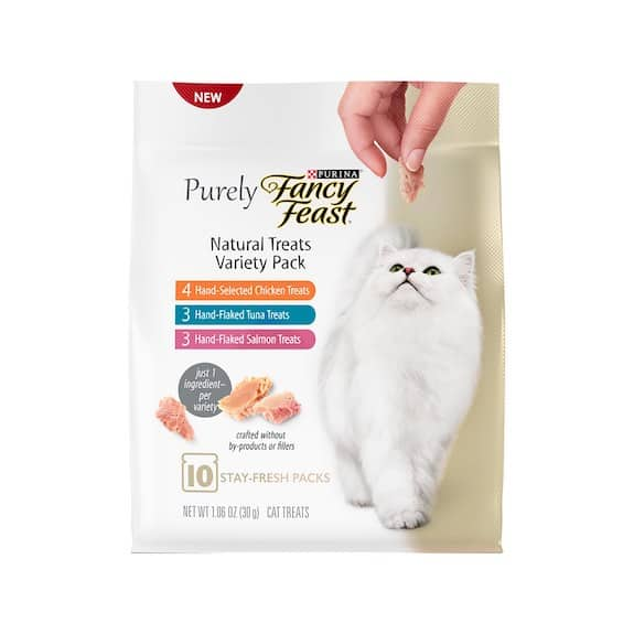 Purina Fancy Feast Cat Treats Printable Coupon