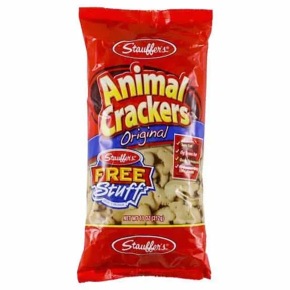 Stauffer's Animal Crackers Printable Coupon