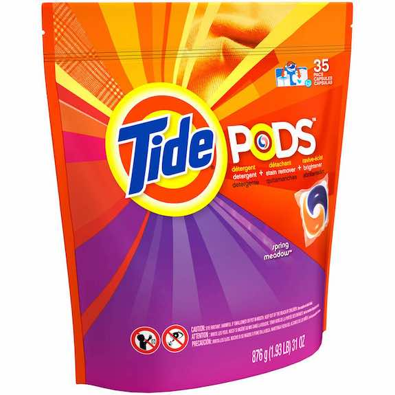 Tide Pods 35ct Printable Coupon