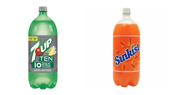 7up & Sunkist Products Printable Coupon