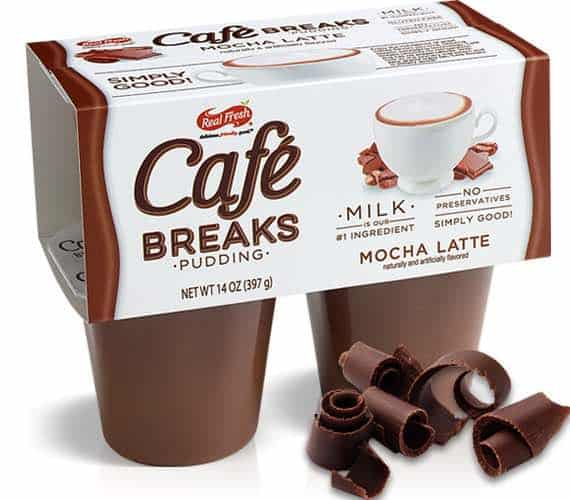 Cafe Breaks Pudding Printable Coupon