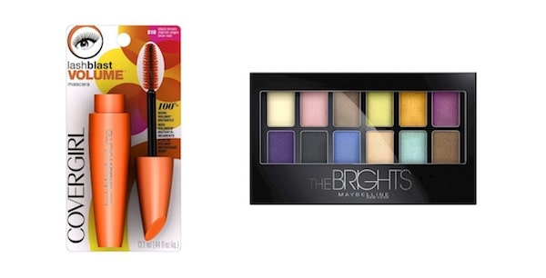 CoverGirl & Maybelline Products Printable Coupon