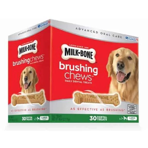 Milk-Bone Brushing Chews Printable Coupon