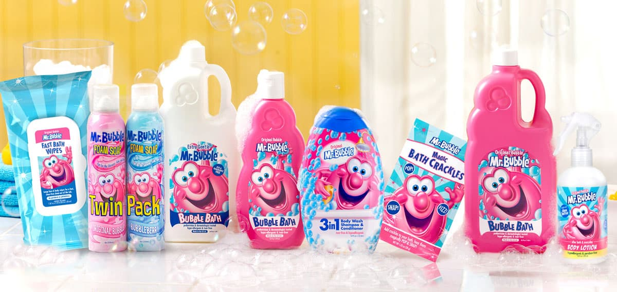 Mr. Bubble Product Printable Coupon