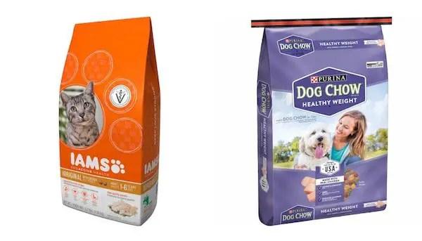 Purina Cat & Dog Food Printable Coupon