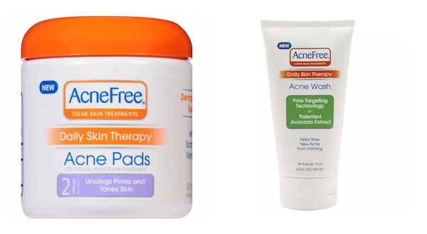 acnefree-products