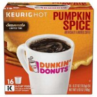 Save With $0.75 Off Dunkin' Donuts Coffee Coupon!