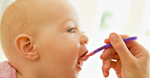 baby-food-being-fed-image