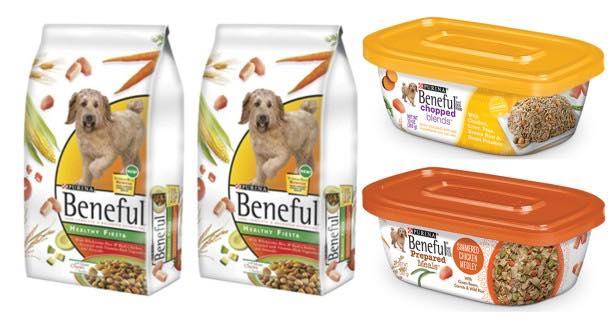 Purina Beneful Wet & Dry Dog Food Product Image