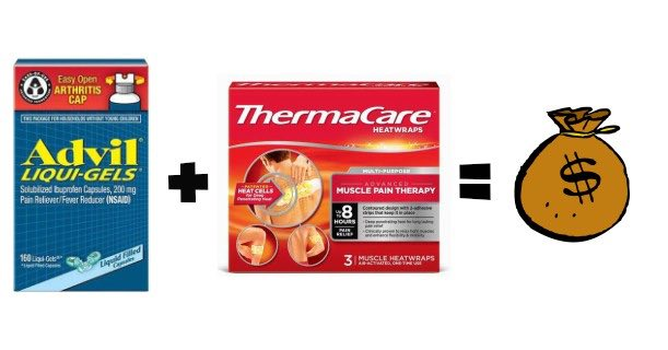 Advil & ThermaCare Products Image
