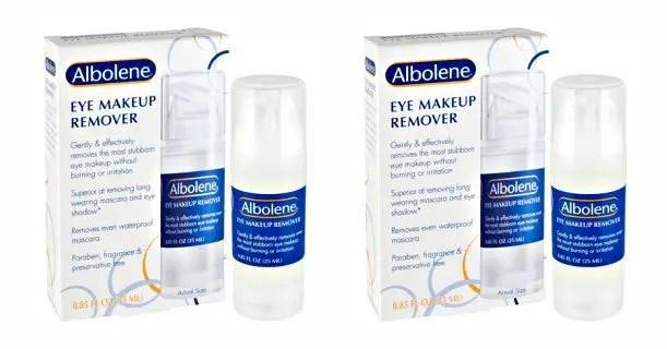 Albolene Eye Makeup Remover Printable Coupon