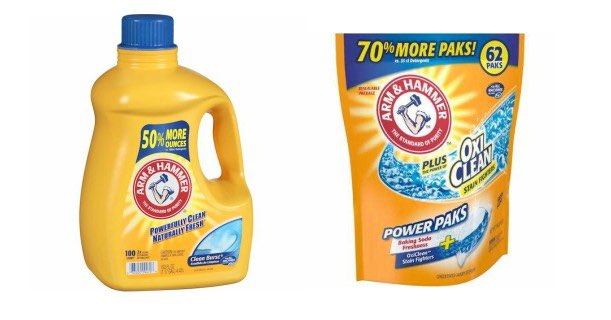 Arm & Hammer Laundry Products Image