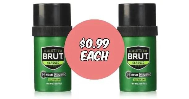 Brut Deodorant Image