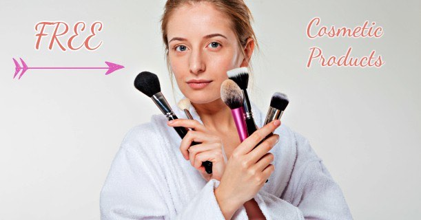 Free Cosmetic Products Image