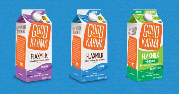 Good Karma Dairy Free Milk Printable Coupon New Coupons And Deals Printable Coupons And Deals