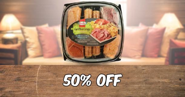 Hormel Gatherings Party Tray Image
