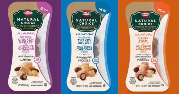 Hormel Natural Choice Snacks Image
