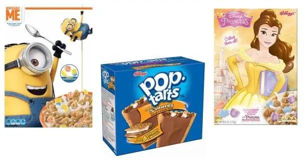 Kellogg's Breakfast Food Image