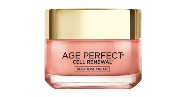 L'Oreal Paris Age Perfect Cell Renewal Rosy Tone Product Printable Coupon