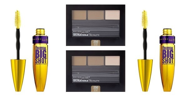 Maybelline New York Mascara & Brow Products Image
