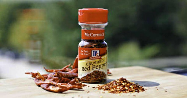 McCormick Crushed Red Pepper Image