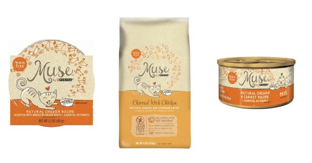 Muse Wet & Dry Cat Food Printable Coupon