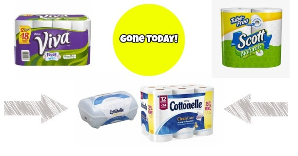 Paper Product Printable Coupons