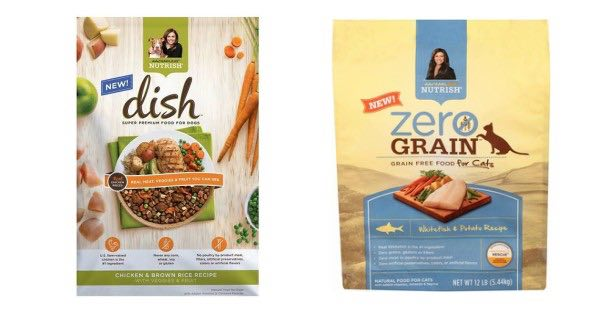 Rachael Ray Nutrish Dry Dog & Cat Food Printable Coupon